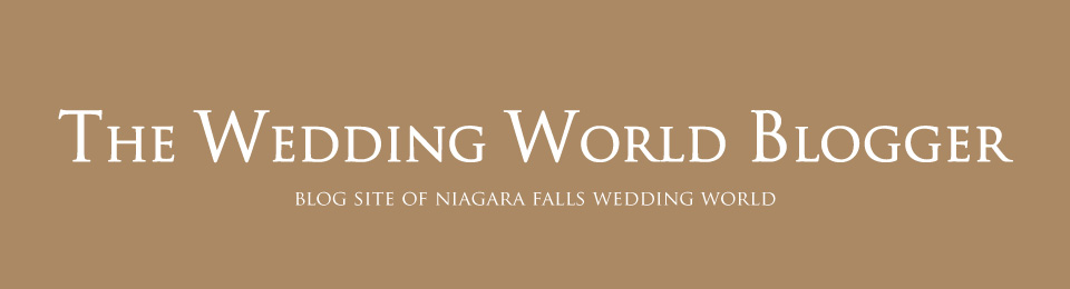 The Wedding World Blogger
