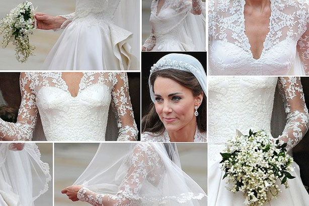 Wedding dresses the timelessness of lace the wedding for Kate middleton wedding dress where to buy