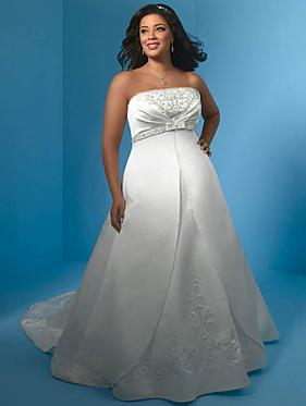 Wedding dresses 101 the wedding world blogger for Full size wedding dresses