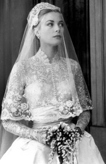 A royal wedding part 2 the wedding world blogger for Grace kelly dress wedding