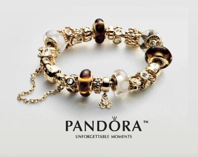 Most recent to create beautiful charm bracelets is Pandora Jewellers.