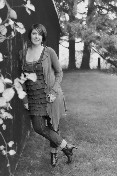 Canadian designer Danielle O'Connor